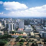 Wish You Were Here: Nairobi