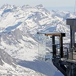RS Radar: Step into the Void at 1000m. over the French Alps