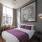 Room with Style: Scottish Spirit with a Patriotic Hotel Stay