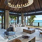 Room with a view: St. Regis Mauritius Villa