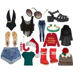 Top Christmas Vacation Looks