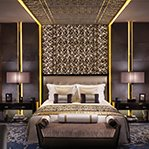Room with a View: The Ritz-Carlton Suite, Hong Kong