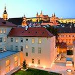 Eastern Promise at Mandarin Oriental Prague