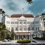 Hotel in History: Raffles Singapore