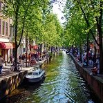 Destination of the week: Amsterdam