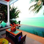 Room with a view: Ocean Front Pool Residence at Belmond Napasai