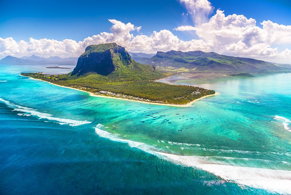 Room with a view: St. Regis Mauritius Villa -347