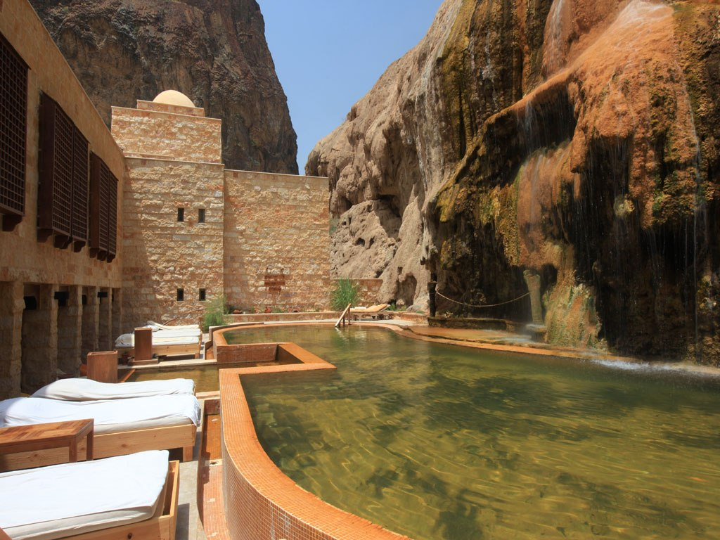 Evason Ma'In Hot Springs Jordan