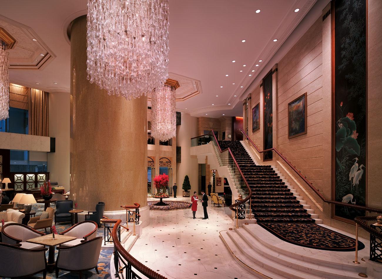 Hong Kong Island Luxury Hotels