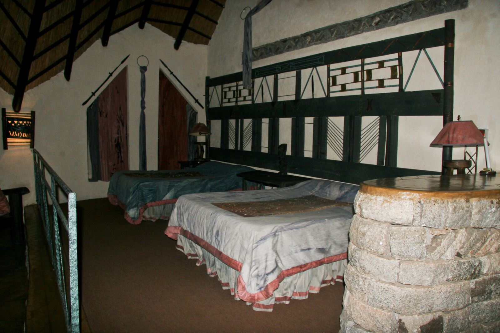 Lodge at the Ancient City Zimbabwe