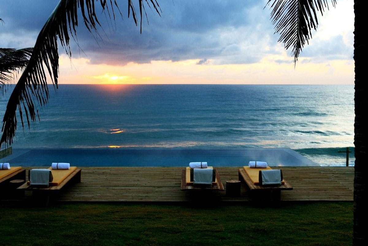 Check Into The Kenoa Exclusive Beach Resort Located In Barra De Sao Miguel Northeast Coast Of Brazil And Enjoy A Suite That Features Panoramic Views