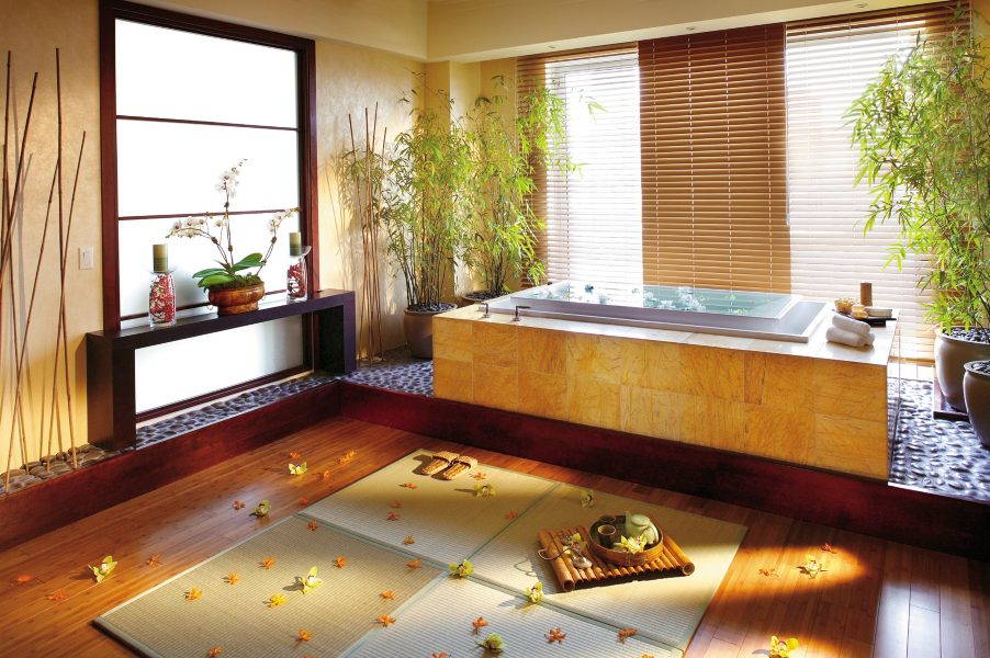 Mandarin Suite Spa