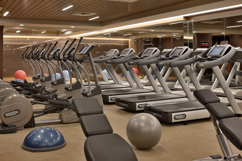 New York Langham place fitness centre