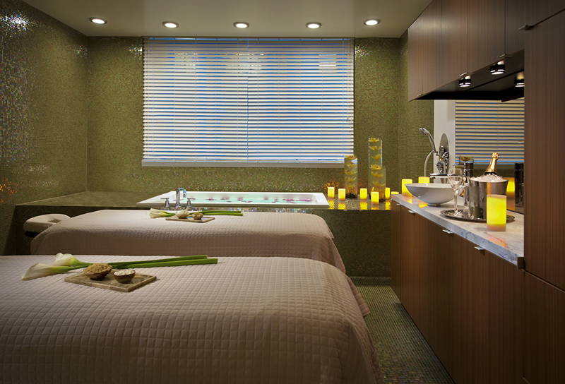 New York Langham place spa