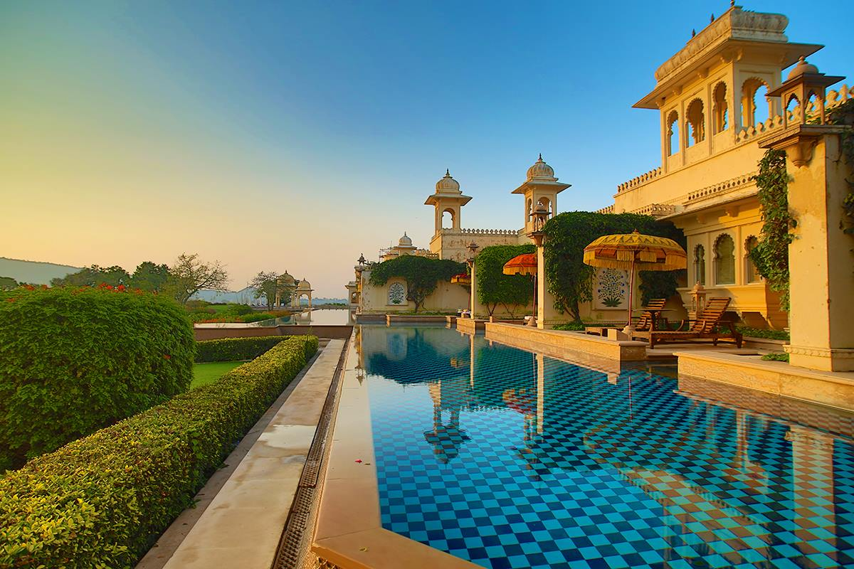 Oberoi Udaivilas India