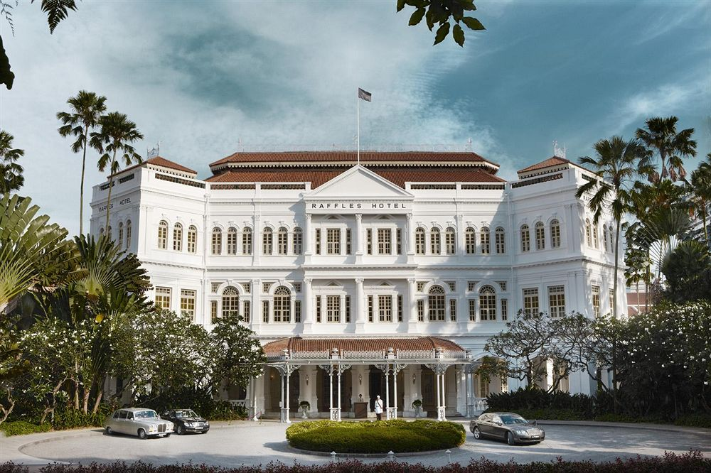 Raffles Hotel Room Suggestion