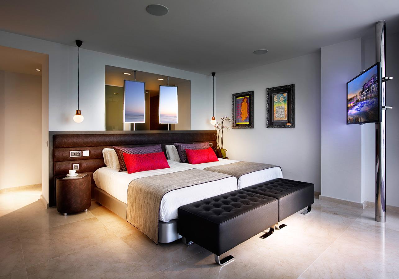 Destination of the week ibiza for Design hotel ibiza