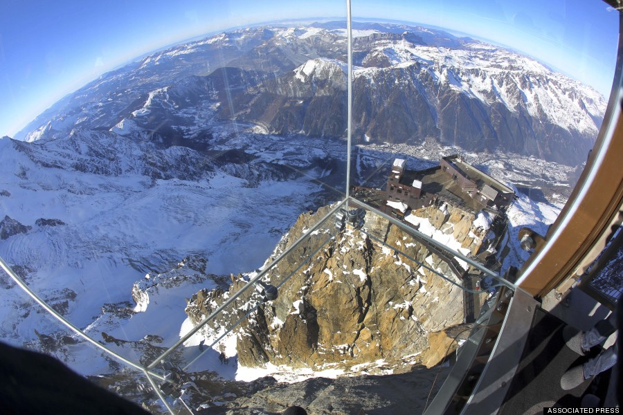 RS Radar: Step into the Void at 1000m. over the French Alps-252