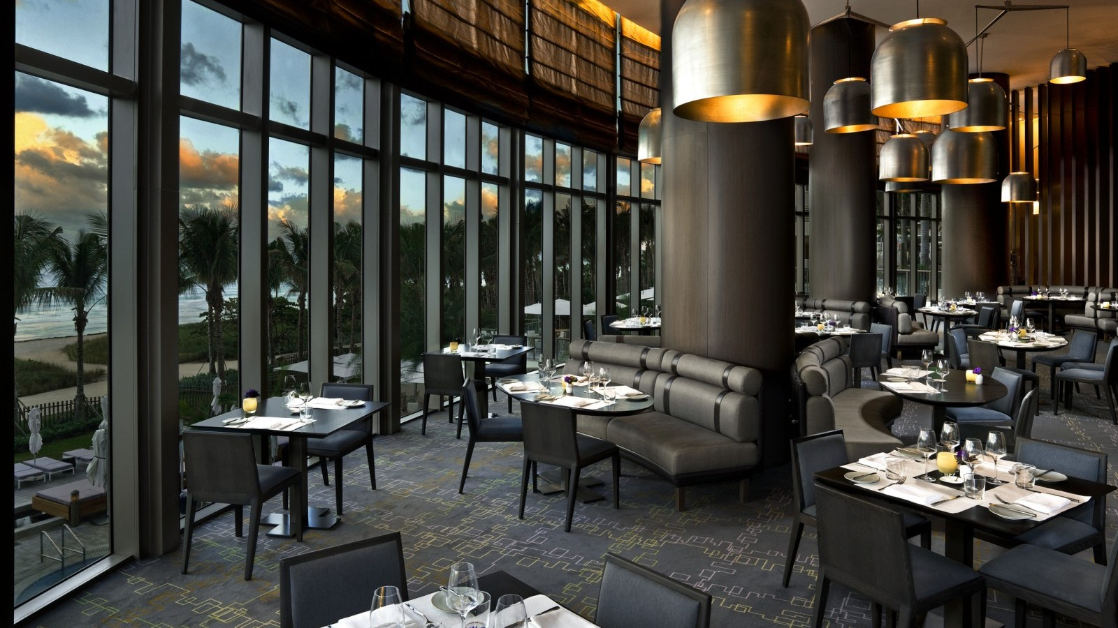 St Regis Bal Harbour J and G Grill