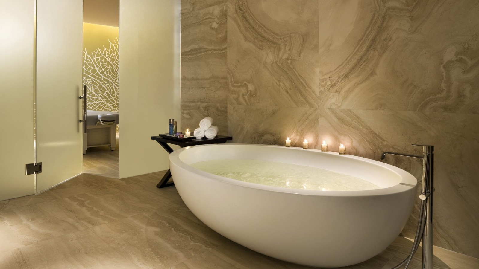 St Regis Bal Harbour Remede Spa Treatment Room