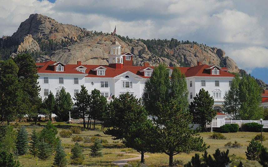 Top Ten Haunted Hotels Perfect For