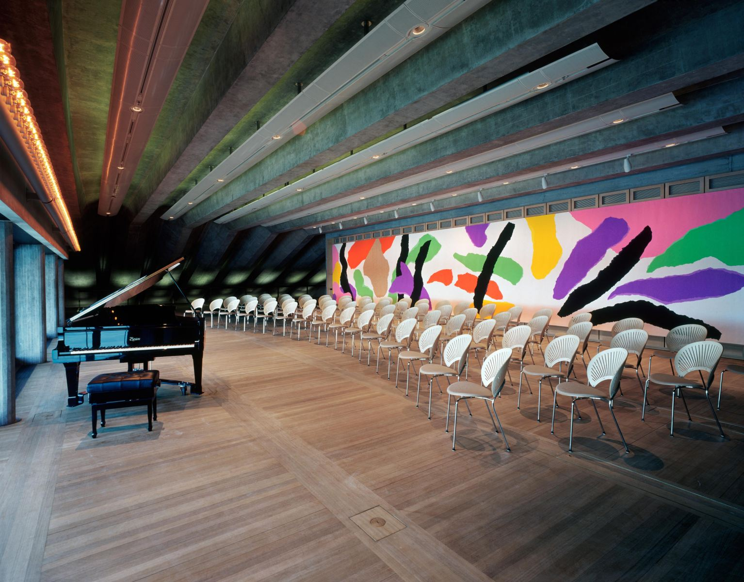 Sydney Opera House Utzon room