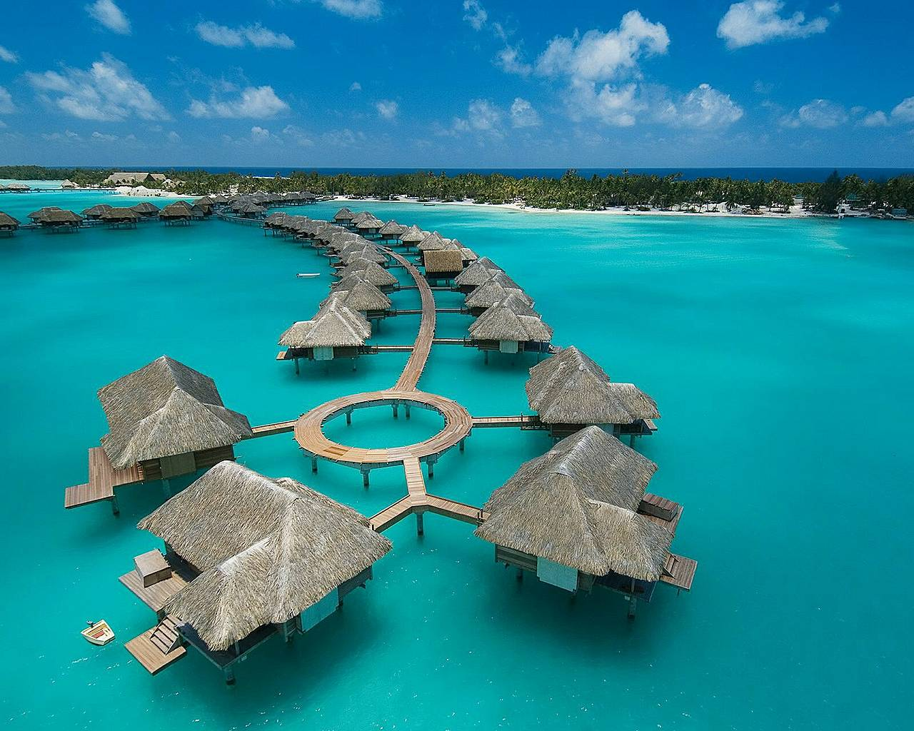 Top Ten Romantic Exotic Destinations In The World
