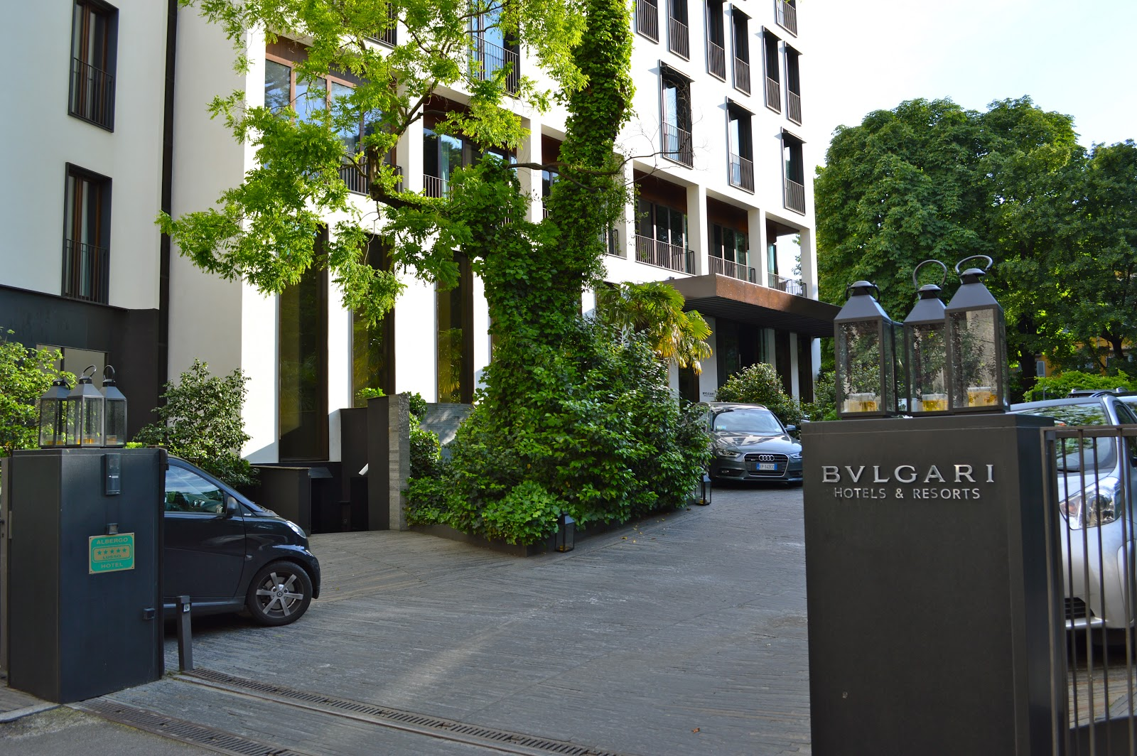 Fashion friday top five milan fashion hotels for Hotels milan