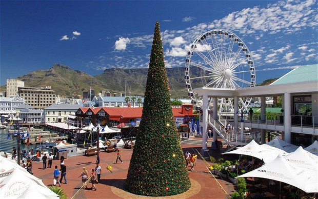 Wish You were Here: Cape Town at Christmas-272