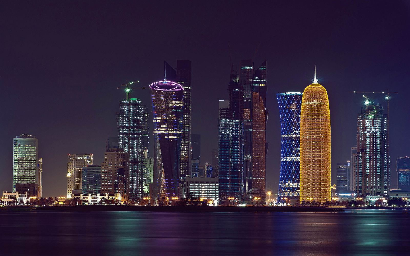 Wish You were Here: Doha-212