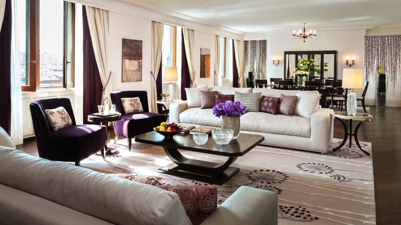 four seasons moscow suite