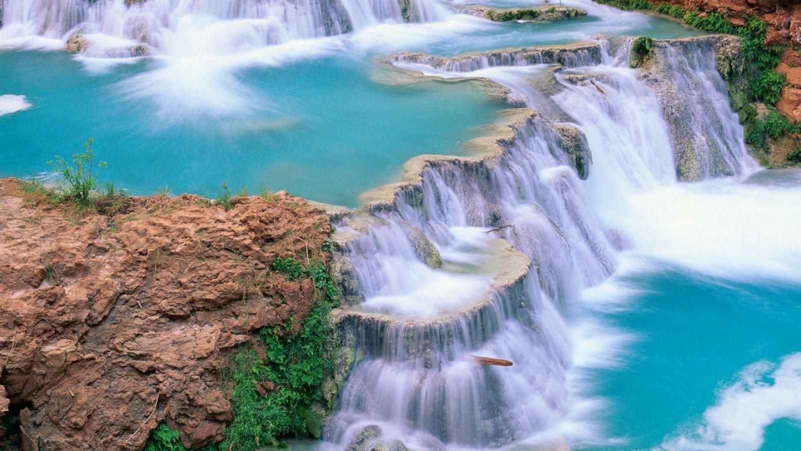14 fantastic natural pools around the world for Natural pools arizona