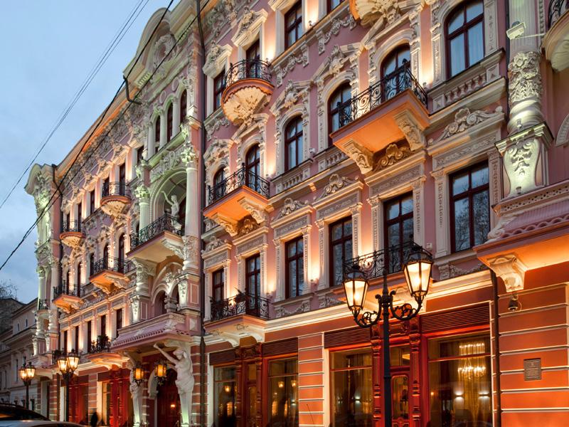 одесса лучшие отели