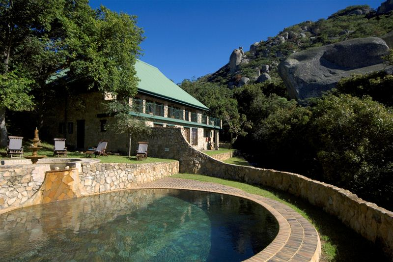 inn on rupurara eastern highlands zimbabwe