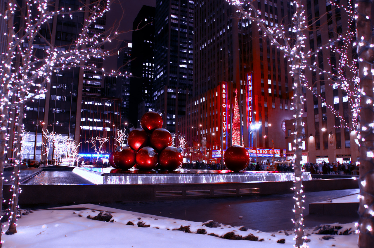 The 10 best things about new york at christmastime for Things to do in nyc during winter