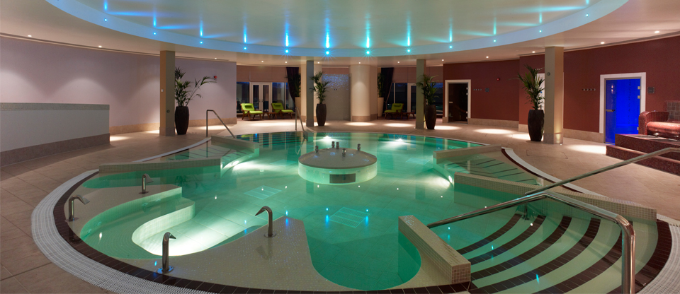 rocklifee hall spa pool