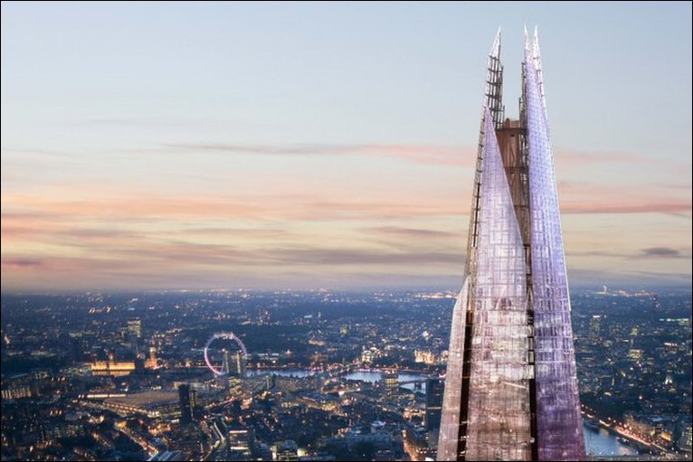 First Look at Shangri-La London at The Shard-412