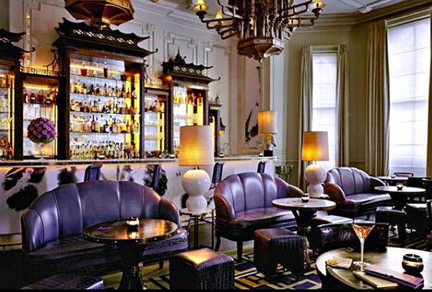 the langham artesian bar