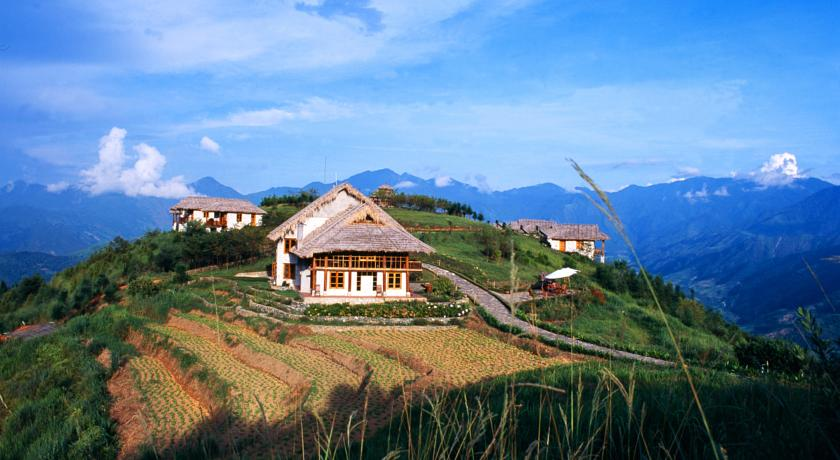 Room with a View: Bungalow 208, Topas Ecolodge, Vietnam-1116
