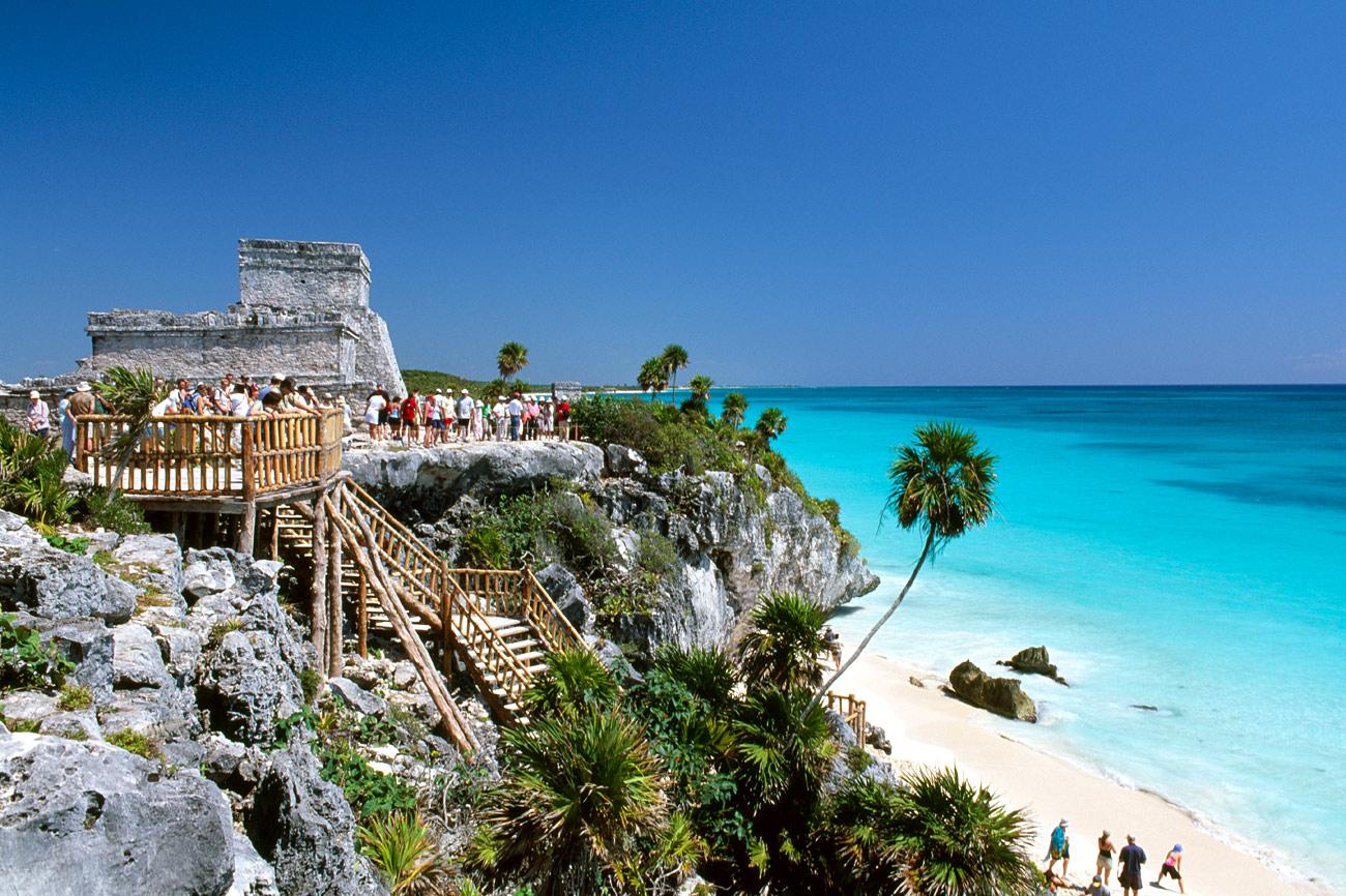 Top Ten Beaches In The Americas